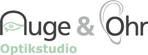 Logo für Auge und Ohr Optikstudio
